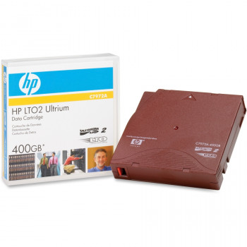 HP Data Cartridge LTO-2 - 1 Pack