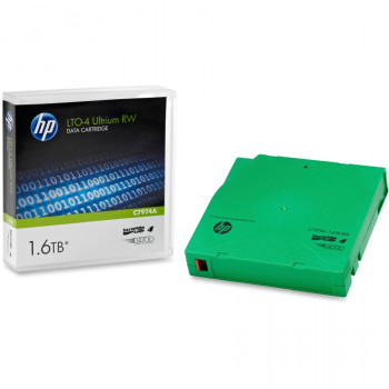 HP Data Cartridge LTO-4 - 1 Pack