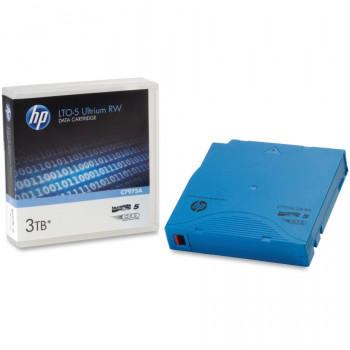 HP Data Cartridge LTO-5 - 1 Pack