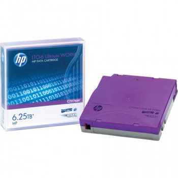 HP Data Cartridge LTO-6 - WORM - Labeled - 1 Pack