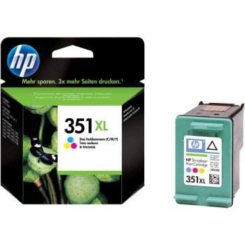 HP 351XL Ink Cartridge - Colour