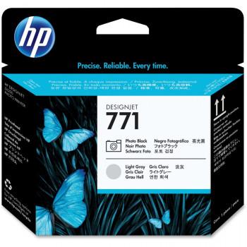 HP 771 Printhead - Photo Black