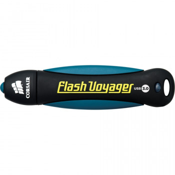 Corsair Flash Voyager 128 GB USB 3.0 Flash Drive - Black