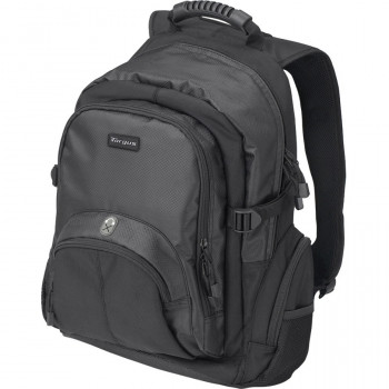 "Targus Classic CN600 Carrying Case (Backpack) for 40.6 cm (16"") Notebook - Black"