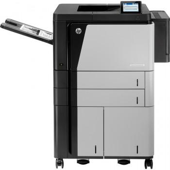 HP LaserJet M806x+ Laser Printer - Monochrome - 1200 x 1200 dpi Print - Plain Paper Print - Floor Standing