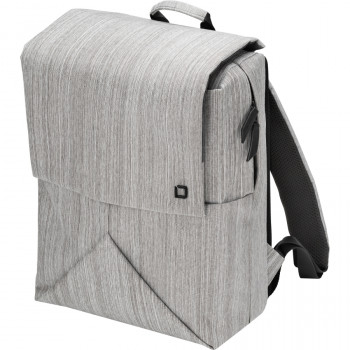 "Dicota Code Carrying Case (Backpack) for 33 cm (13"") Notebook, MacBook, Tablet PC - Grey"