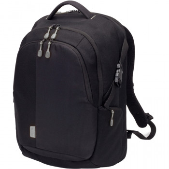 "Dicota Eco Carrying Case (Backpack) for 39.6 cm (15.6"") Notebook - Black"