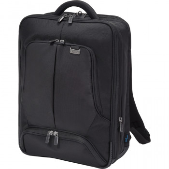 "Dicota Backpack PRO Carrying Case (Backpack) for 35.8 cm (14.1""), Multipurpose - Black"