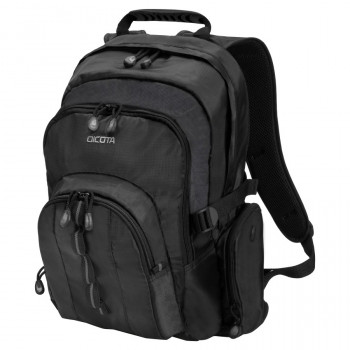"Dicota Carrying Case (Backpack) for 41.7 cm (16.4"") Notebook - Black"