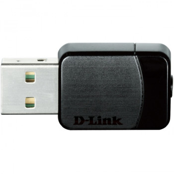 D-Link DWA-171 IEEE 802.11ac - Wi-Fi Adapter for Desktop Computer/Notebook