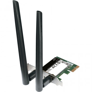 D-Link DWA-582 IEEE 802.11ac - Wi-Fi Adapter for Desktop Computer