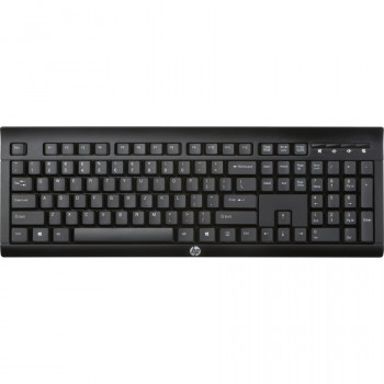 HP K2500 Keyboard - Wireless Connectivity