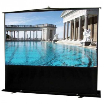 "Elite Screens ezCinema F100NWH Manual Projection Screen - 254 cm (100"") - 16:9"