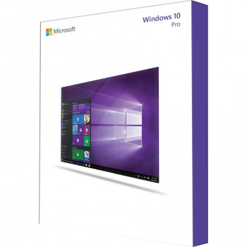 Microsoft Windows 10 Pro 32-bit - Complete Product