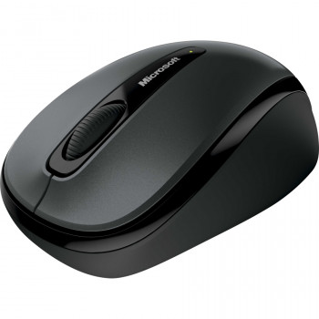 Microsoft 3500 Mouse - Wireless - 3 Button(s) - Grey