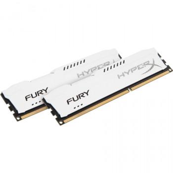Kingston HyperX Fury RAM Module - 8 GB (2 x 4 GB) - DDR3 SDRAM