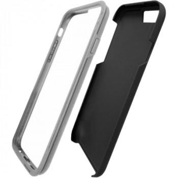 Jivo Tough Case for iPhone 6 Plus - Black, Grey
