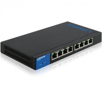 Linksys LGS308 8 Ports Manageable Ethernet Switch