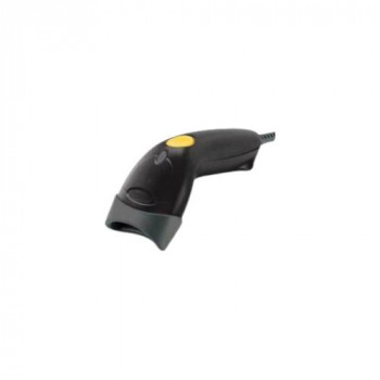 Zebra Symbol LS1203 Handheld Barcode Scanner - Cable Connectivity - Black