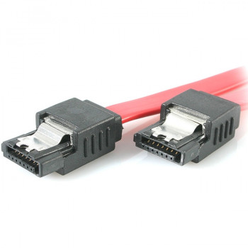 StarTech.com 8in Latching SATA to SATA Cable - F F