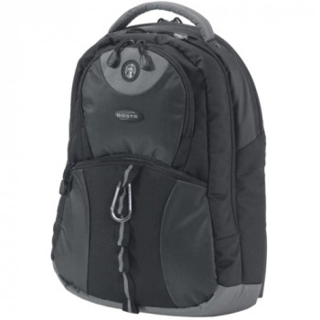 """Dicota BacPac Mission Carrying Case (Backpack) for 41.7 cm (16.4"""") Notebook - Black"""
