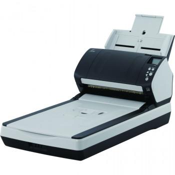 Fujitsu FI-7260 Flatbed Scanner - 600 dpi Optical