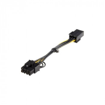 StarTech.com Power Adapter Cable - PCI Express - 6 Pin - 8 Pin - PCIe
