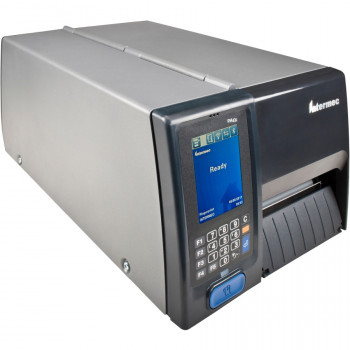 Intermec PM43c Direct Thermal/Thermal Transfer Printer - Monochrome - Desktop - Label Print