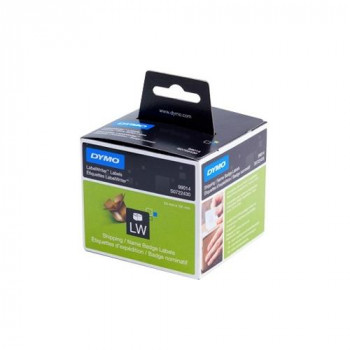 Dymo 99014 Name Badge Label - 101 mm Width x 54 mm Length - 1 / Pack