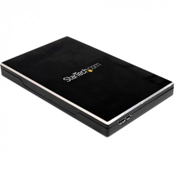 StarTech.com 2.5in USB 3.0 SSD SATA Hard Drive Enclosure