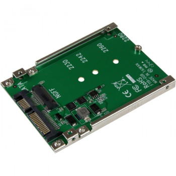 StarTech.com M.2 NGFF SSD to 2.5in SATA Adapter Converter