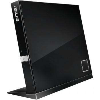 Asus SBC-06D2X-U External Blu-ray Reader/DVD-Writer - Black
