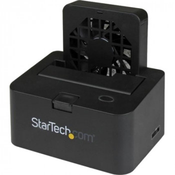 StarTech.com External docking station for 2.5in or 3.5in SATA III hard drives - eSATA or USB 3.0 with UASP