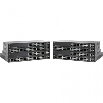 Cisco Smart Plus SF220-24P 24 Ports Manageable Ethernet Switch