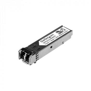 StarTech.com Cisco Compatible Gigabit Fiber SFP Transceiver Module MM LC - 550m (Mini-GBIC)
