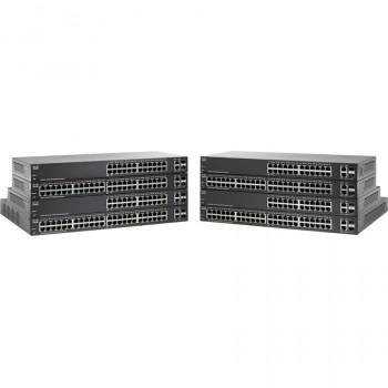 Cisco Smart Plus SG220-26 26 Ports Manageable Ethernet Switch