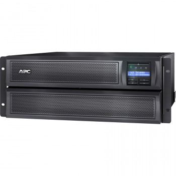 APC Smart-UPS Line-interactive UPS - 3000 VA/2700 W - 4U Tower/Rack Mountable