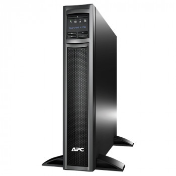 APC Smart-UPS SMX750I Line-interactive UPS - 750 VA/600 W - 2U Tower/Rack Mountable