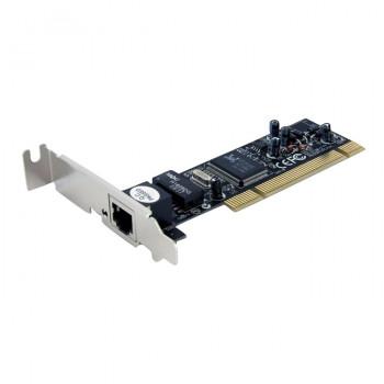 StarTech.com 1 Port Low Profile PCI 10/100 Mbps Ethernet Network Adapter Card