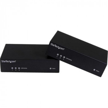 StarTech.com HDMI over CAT5 HDBaseT Extender - Power over Cable - IR - RS232 - 10/100 Ethernet - Ultra HD 4K - 330 ft (100m)