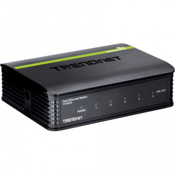 TRENDnet TE100-S5 5 Ports Ethernet Switch