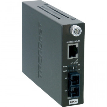 TRENDnet TFC-110S60i Transceiver/Media Converter