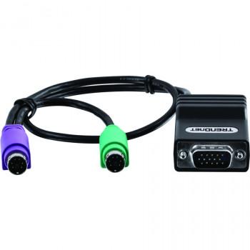 TRENDnet KVM Cable for KVM Switch - 40 cm