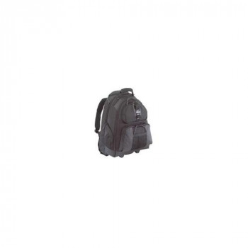 "Targus TSB700EU Carrying Case (Rolling Backpack) for 39.6 cm (15.6"") Notebook - Black"