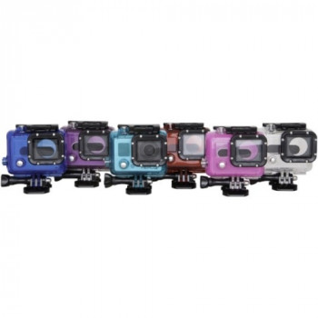 Urban Factory Underwater Case for Camera - Purple