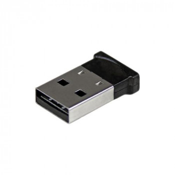 StarTech.com Mini USB Bluetooth 4.0 Adapter - 50m(165ft) Class 1 EDR Wireless Dongle