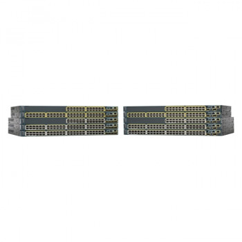Cisco Catalyst 2960X-48LPS-L 48 Ports Manageable Ethernet Switch