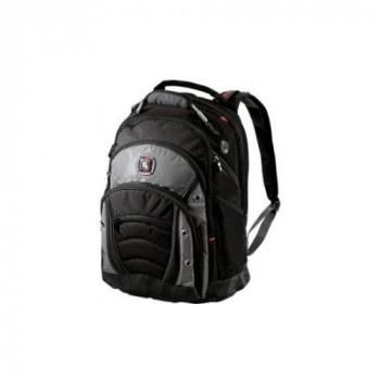 """Wenger SYNERGY Carrying Case (Backpack) for 39.6 cm (15.6"""") Notebook - Black"""