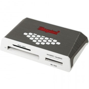 Kingston Flash Reader - USB 3.0 - External