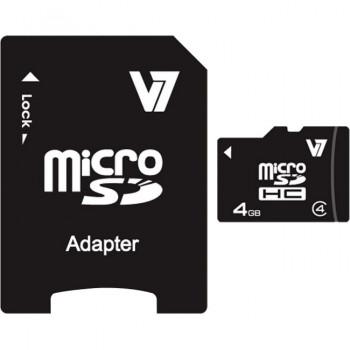 V7 4 GB microSDHC